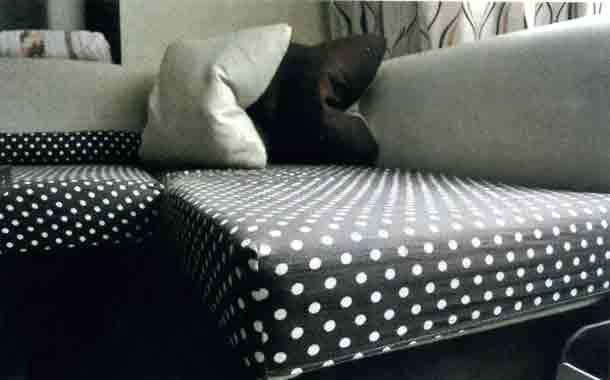 Обновка для дивана