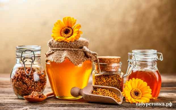 Мёд, Прополис