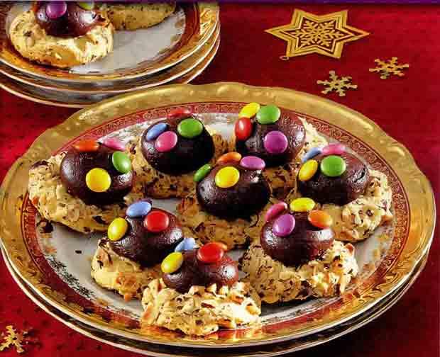 Печенье «Новогоднее Конфетти»