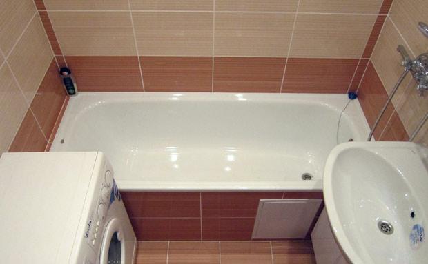 Ванна как новая