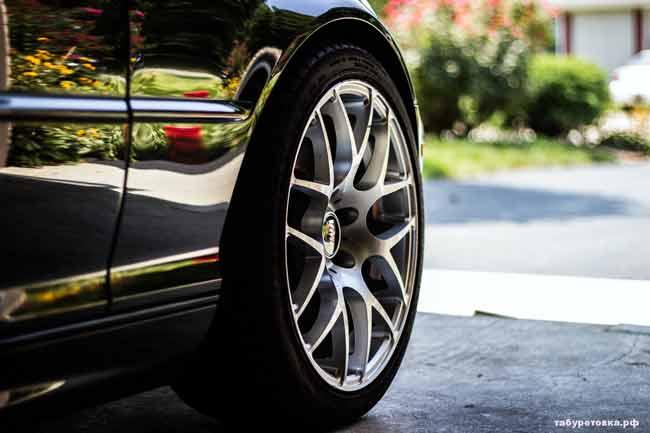 Автомобиль, шины