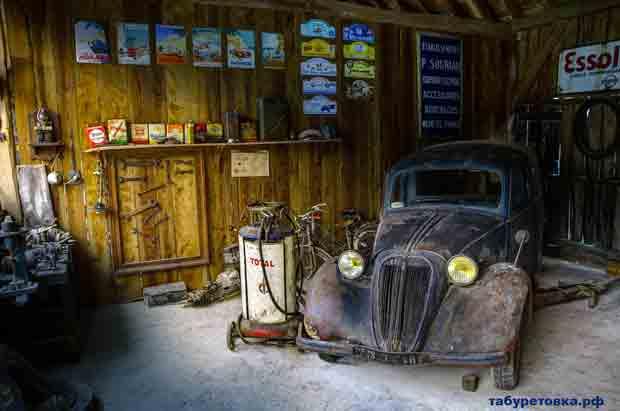 Авто сервис, гараж, автомобиль