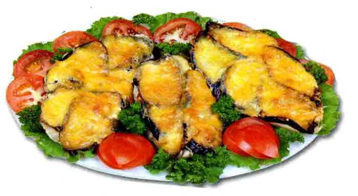 Курица по-гречески с овощами
