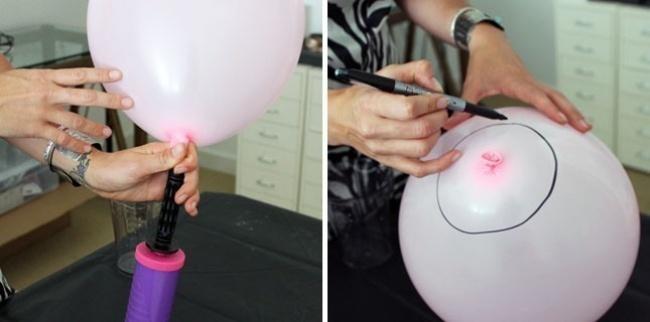 Как сделать лампу-луну своими руками