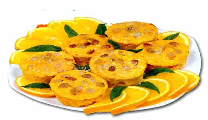 Сырники с тыквой «Солнечные»