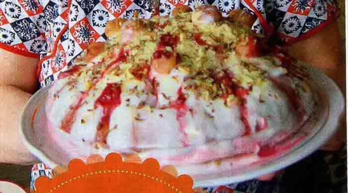 Торт «Шапка Мономаха»