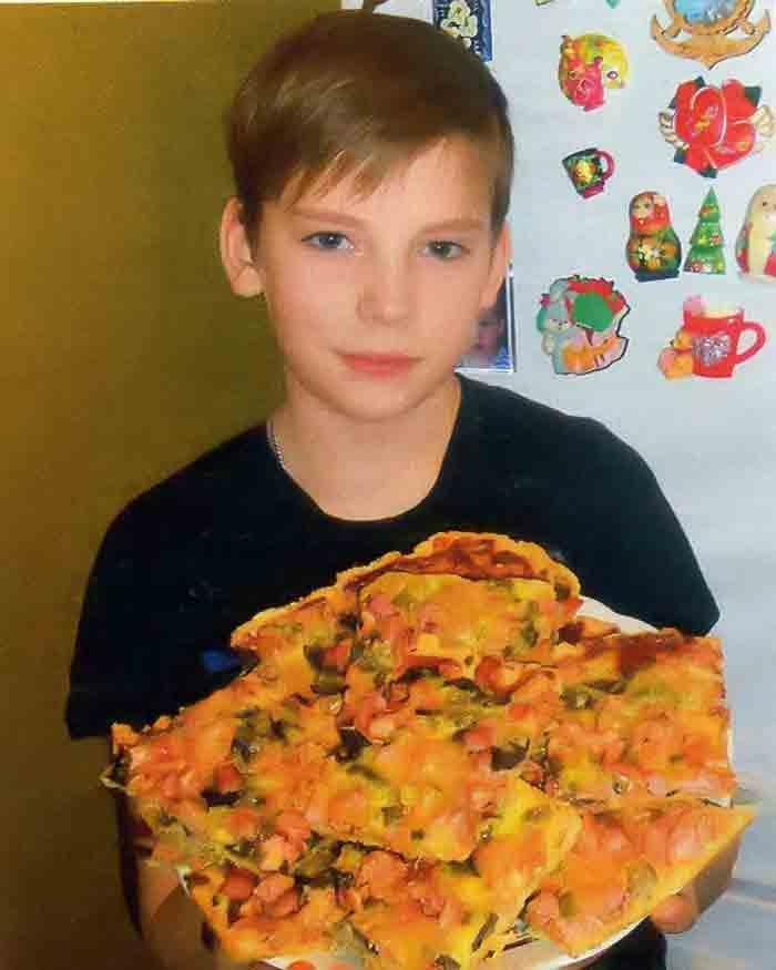 Пицца «По-нашему»