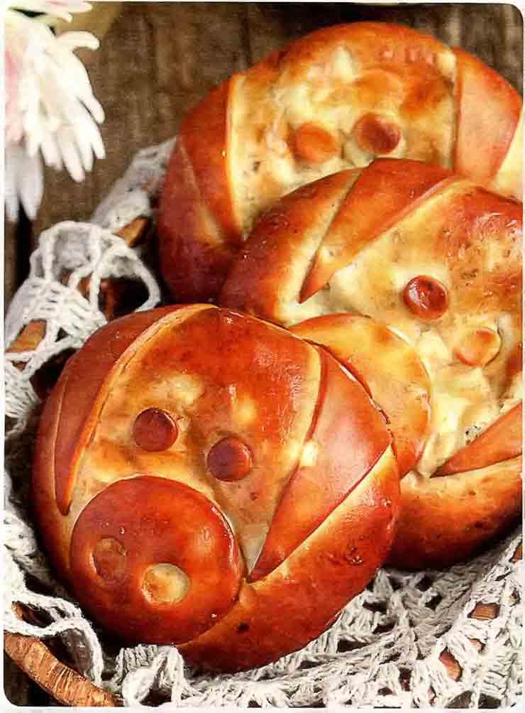 Пирожки Озорные поросята