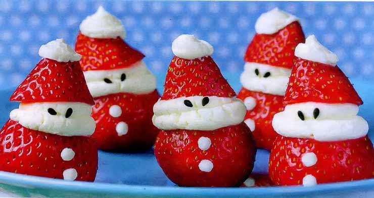 Закусочные Деды Морозы